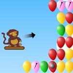 بالونات القرد الجديدة