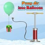 نفخ البالون